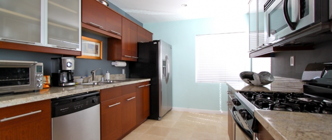 Our rental Property in West hollywood